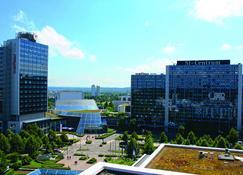 Dormero Hotel Stuttgart - Штутгарт - Вид снаружи