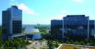 Dormero Hotel Stuttgart - Stuttgart - Outdoor view