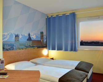 B&B Hotel München-Airport - Hallbergmoos - Bedroom