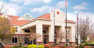 Homewood Suites By Hilton Columbus/Airport - Columbus - Building