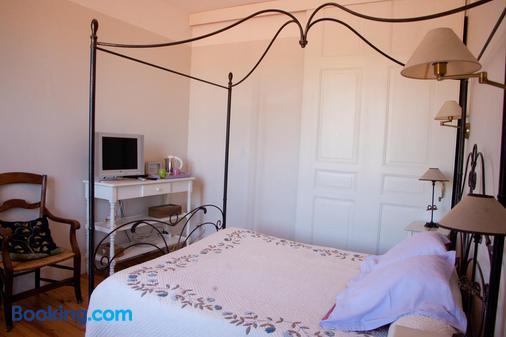 Chambres d'Hôtes Les Pratges - Figeac - Bedroom