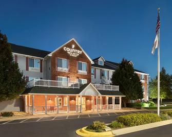 Country Inn & Suites by Radisson, Manteno. IL - Manteno - Edificio
