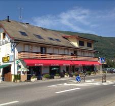 Hôtel Restaurant Le Lac Bleu