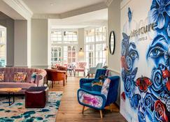 布里斯托美居大酒店 - 布里斯托 - 布里斯托 - 休閒室