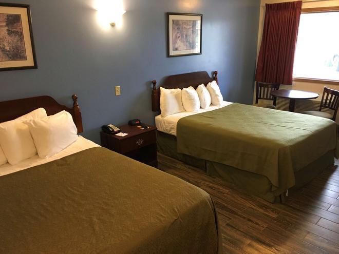 Americas Best Value Inn Celina - Celina - Bedroom