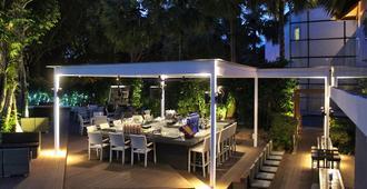 Amara Sanctuary Resort Sentosa - Singapur - Bar