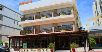 Hotel San Martín - Punta del Este - Edificio