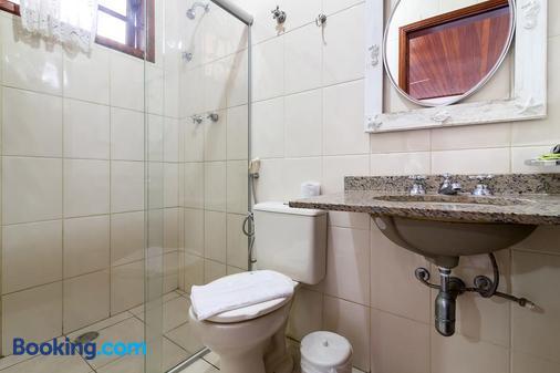 Pousada Farol do Itaguá - Ubatuba - Bathroom