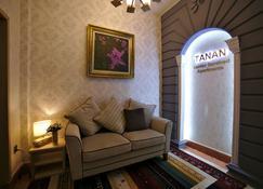 Tanan Center Serviced Apartments - Ulán Bator - Sala de estar