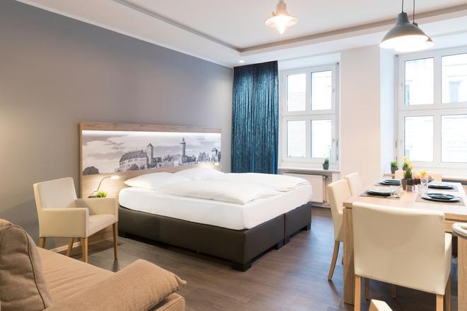Aparthotel by dP - Nuremberg - Bedroom