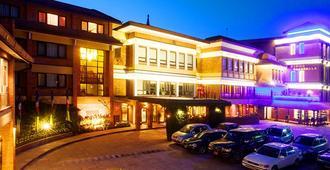 Shangri La Hotel - Katmandu - Edifício