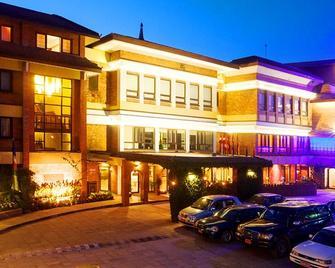 Shangri La Hotel - Kathmandu - Building