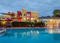 Las Vegas Garden Hotel - Kampala - Pool