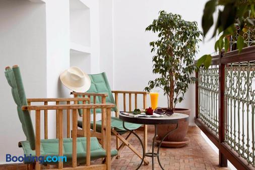 Riad Les Bougainvilliers - Marrakesh - Balcony