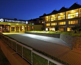 Coast Tsawwassen Inn - Delta - Building