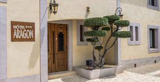 Aragon - Carcassonne - Exterior