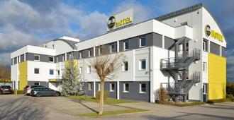 B&B Hotel Leipzig-Nord - לייפציג - בניין