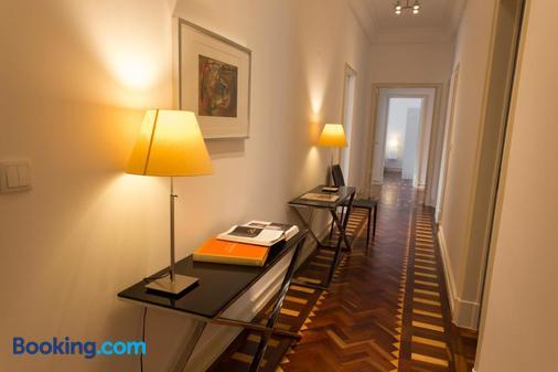 Gaspar House - Lisbon - Hallway