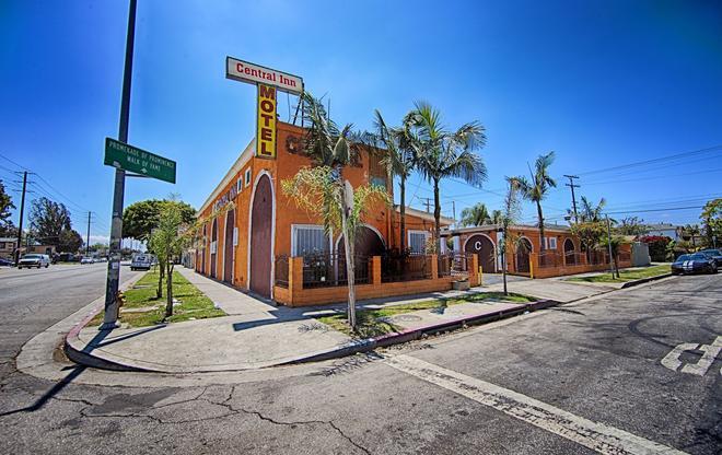 Central Inn Motel - Los Angeles