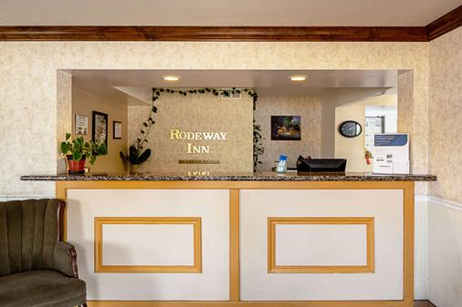 Rodeway Inn at Nevada State Capitol - Carson City - Lobby
