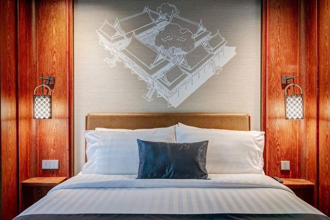 Sib Kao - Bangkok - Bedroom