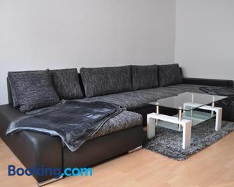Cottbuser City Ferienwohnung - Chotěbuz - Living room