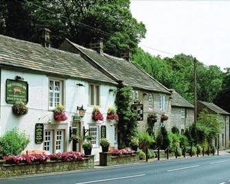 The Chequers Inn - Hope Valley - Gebouw