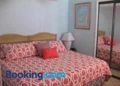 Sealofts On The Beach - Frigate Bay - Bedroom