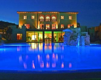 Adler Spa Resort Thermae - San Quirico d'Orcia - Будівля