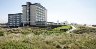 NH Atlantic Den Haag - La Haye - Bâtiment