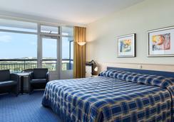 NH 大西洋海牙酒店 - Kijkduin (基伊克都因) 海灘 - 海牙 - 臥室