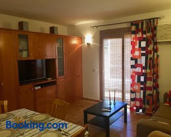 Apartamento Claudina - Puerto de Mogan - Huiskamer