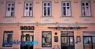 Cityhotel Ratheiser - Klagenfurt - Edificio