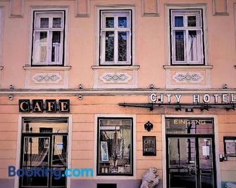 Cityhotel Ratheiser - Klagenfurt - Building
