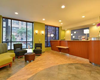 Holiday Inn Express Manhattan Midtown West - Nueva York - Recepción