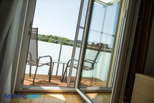 Toscanina - Hotel Garni - Radkersburg - Balcony