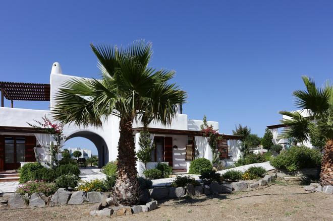 繆斯酒店 9 - 帕羅斯島 - 帕瑞基亞 - 室外景