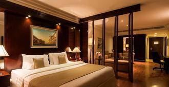 بست ويسترن بلس الدوحة - الدوحة - غرفة نوم