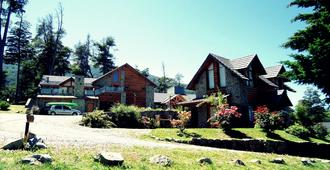 Hosteria Patagon - Villa La Angostura - Außenansicht
