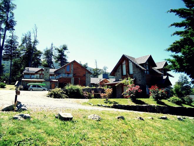 Hosteria Patagon - Villa La Angostura - Näkymät ulkona