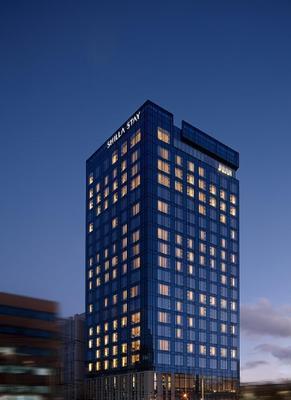 Shilla Stay Guro - Seúl - Edificio