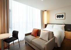 Shilla Stay Guro - Seoul - Bedroom