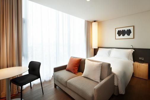 Shilla Stay Guro - Seoul - Soveværelse