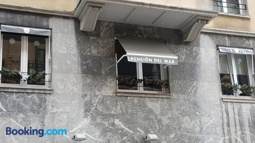 Pension Del Mar - San Sebastian - Building