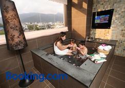 Spring Fountain Hotel - Yilan City - Bathroom
