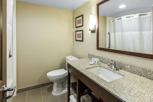 Comfort Inn & Suites - Knoxville - Bathroom