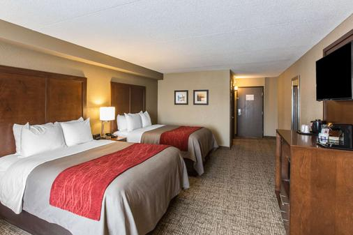 Comfort Inn & Suites - Knoxville - Makuuhuone