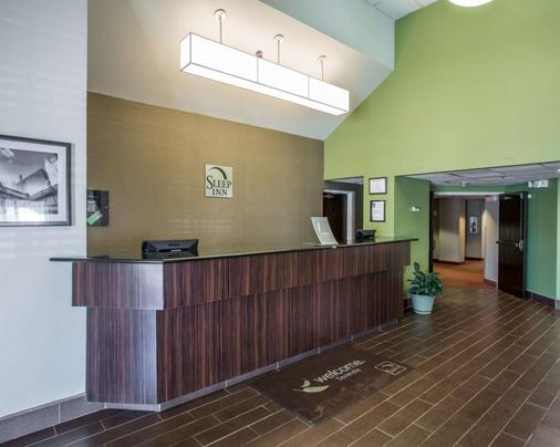 Sleep Inn - Sevierville - Front desk