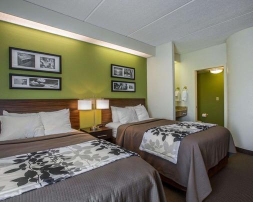 Sleep Inn - Sevierville - Bedroom
