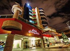 Hotel Metropolitan - Кампу-Гранде - Здание